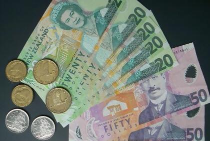 ニュージーランドドル NZドル NZD