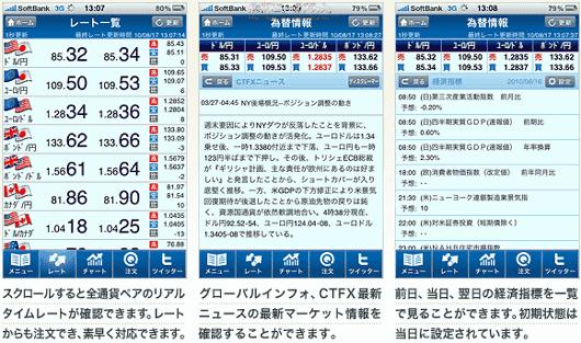 クイックトレード for iPhone ニュース