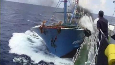 尖閣諸島 中国漁船 閩晋漁5179 ミンシンリョウ5179 巡視船 衝突