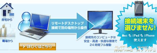お名前.com Windowsデスクトップ